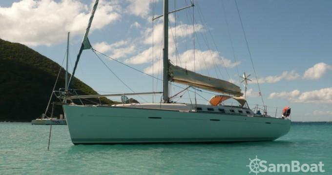 Location bateau Saint-Jean-Cap-Ferrat pas cher First 47.7