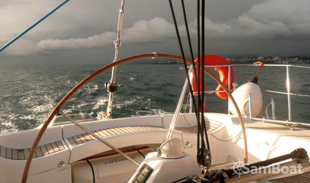 Louer Voilier avec ou sans skipper Bénéteau à Saint-Jean-Cap-Ferrat