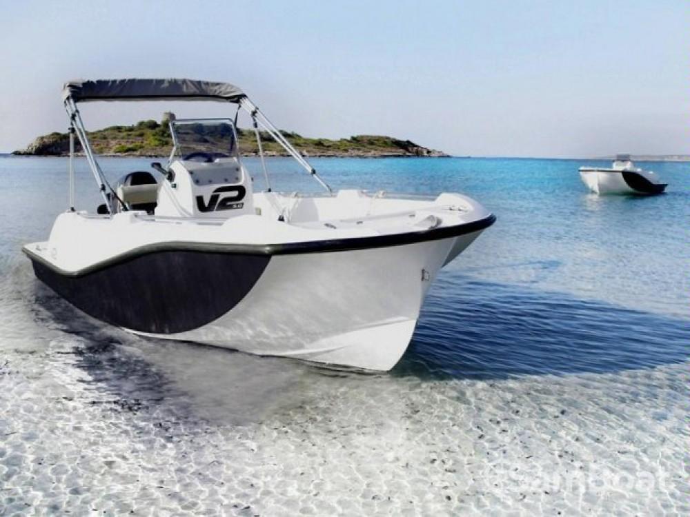 V2-Boat 5.0 entre particuliers et professionnel à La Savina