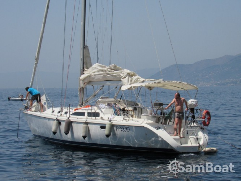 Location yacht à Gênes - Catalina Catalina 42 sur SamBoat