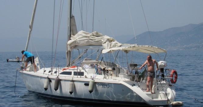 Voilier à louer à Genova au meilleur prix