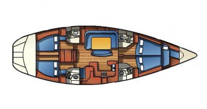 Louer Voilier avec ou sans skipper Jeanneau à Andora