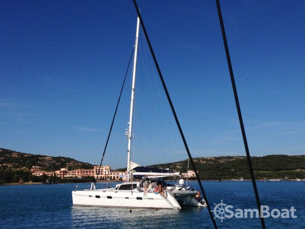 Location Catamaran à Olbia - Alliaura Marine Privilege 585