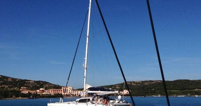 Louer Catamaran avec ou sans skipper Alliaura-Marine à Olbia