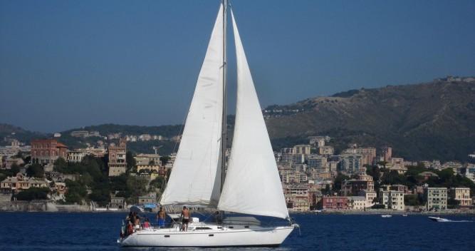 Location bateau Catalina Catalina 42 à Genova sur Samboat