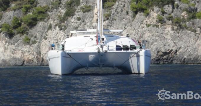 Alliaura-Marine Privilège 585 entre particuliers et professionnel à Olbia
