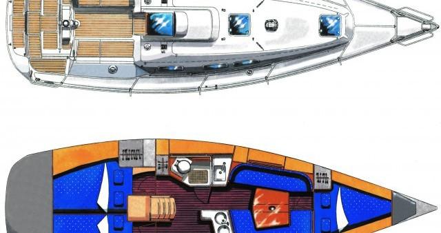 Location bateau Leça da Palmeira pas cher Elan 37