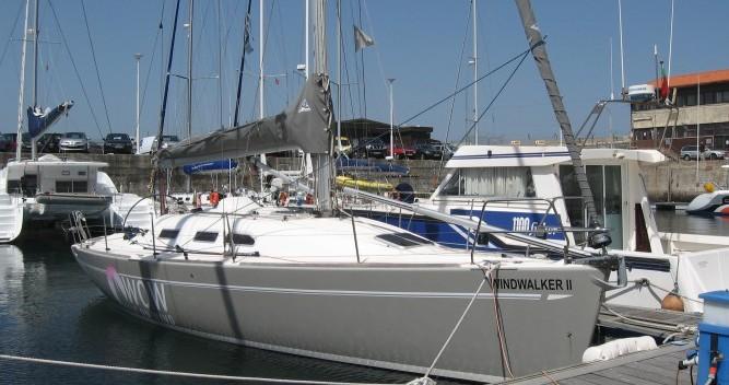 Location bateau Elan Elan 37 à Matosinhos e Leça da Palmeira sur Samboat