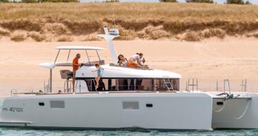 Rental yacht Lefkas - Lagoon Lagoon 40 Motor Yacht on SamBoat