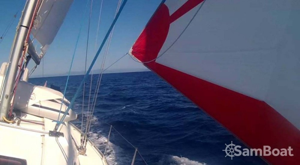 Boat rental Hanse Hanse 400 in Sardinia on Samboat