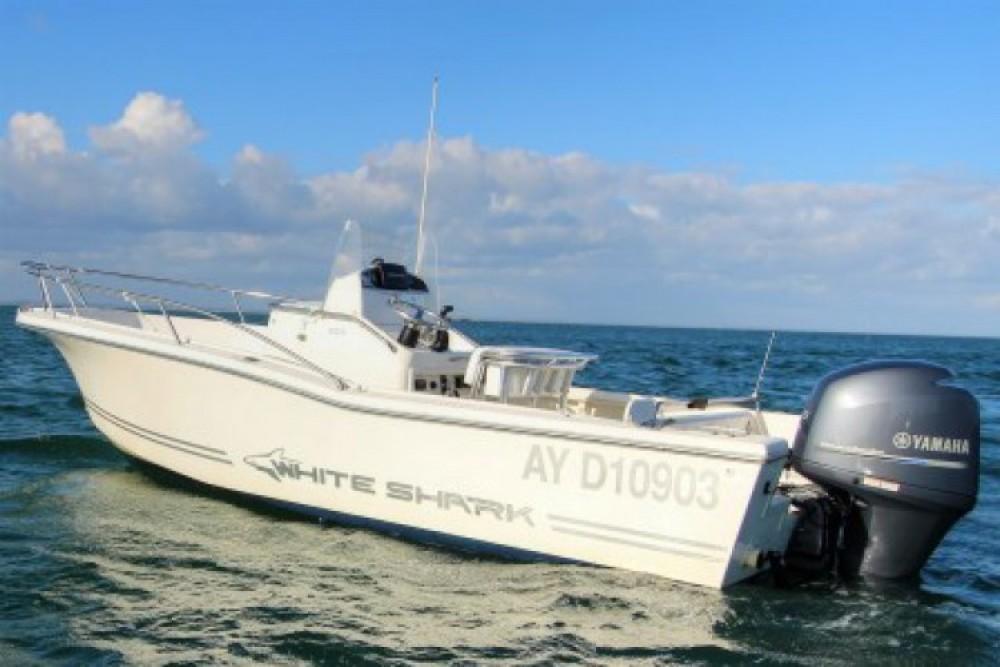 Location bateau White Shark White Shark 205 à Port Haliguen sur Samboat