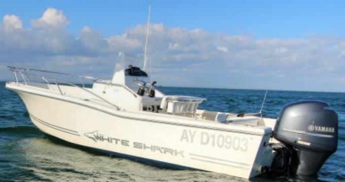 Louez un White Shark White Shark 205 à Port-Haliguen