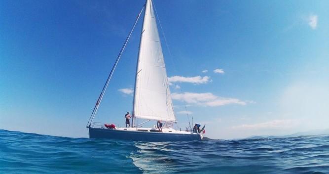 Location yacht à Golfo Aranci - Hanse Hanse 400 sur SamBoat