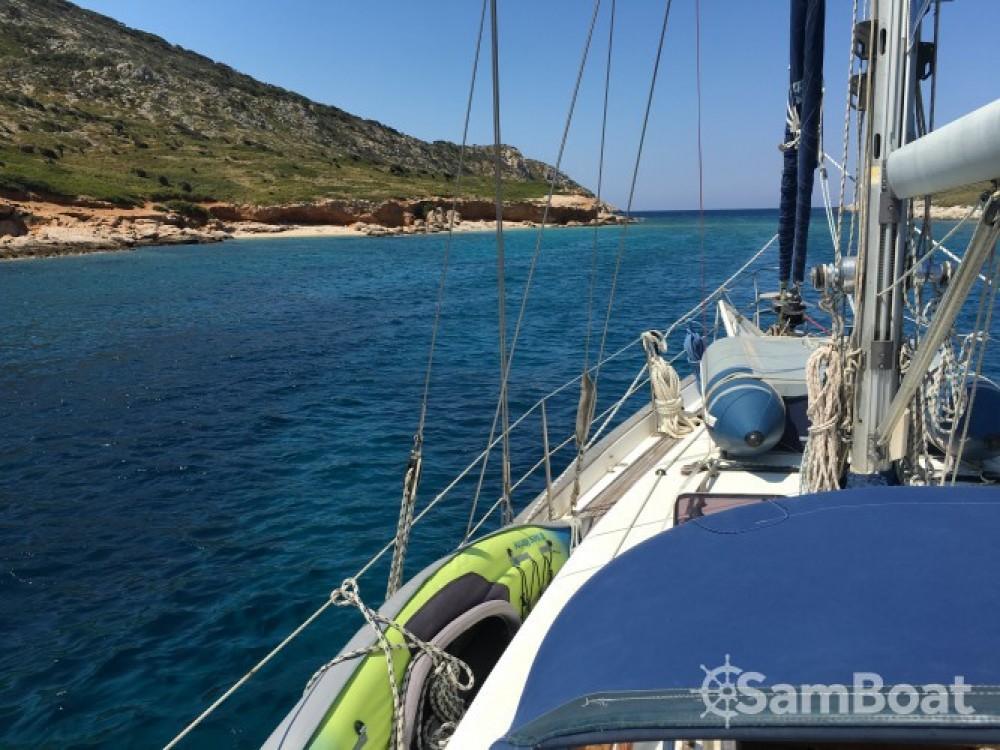Location bateau Rhodes pas cher Celestial 48