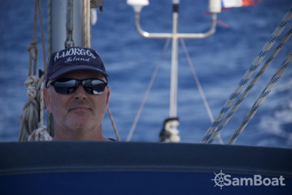 Louer Voilier avec ou sans skipper Xiam-Hong-Kong à Rhodes
