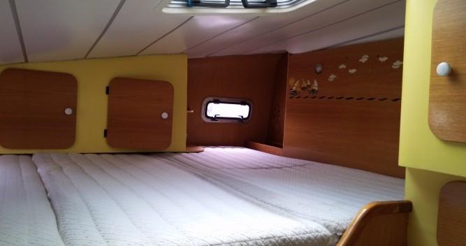 Location Catamaran à Ajaccio - Soubise GALAXY
