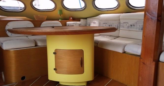 Location bateau Soubise GALAXY à Ajaccio sur Samboat