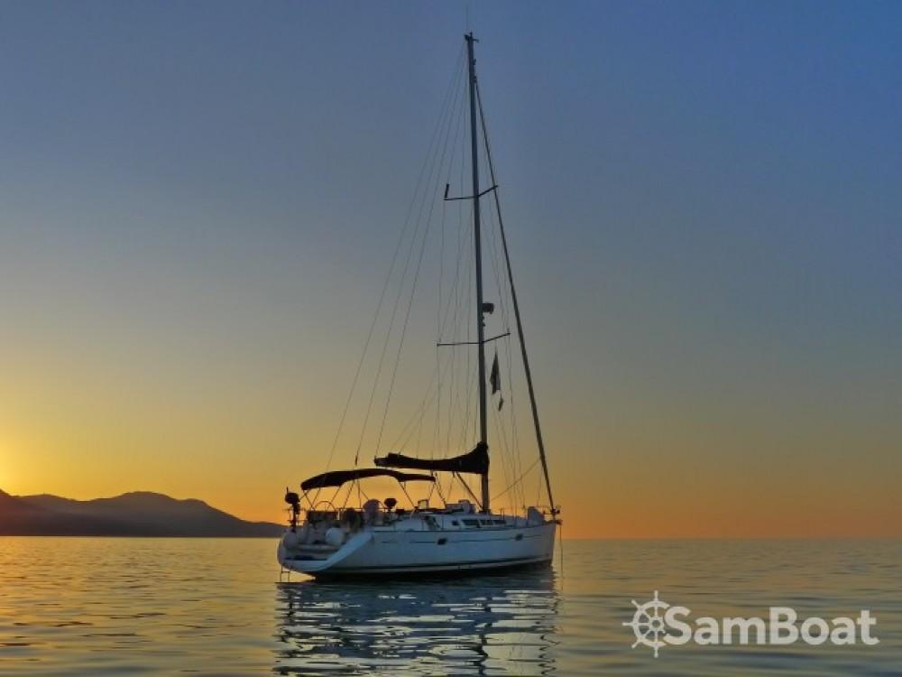 Louez un Jeanneau Sun Odyssey 45 à Ajaccio