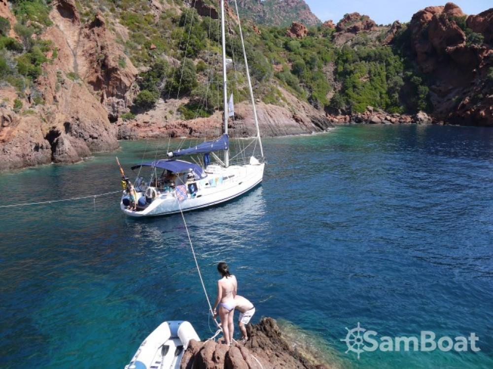 Location yacht à Ajaccio - Jeanneau Sun Odyssey 45 sur SamBoat