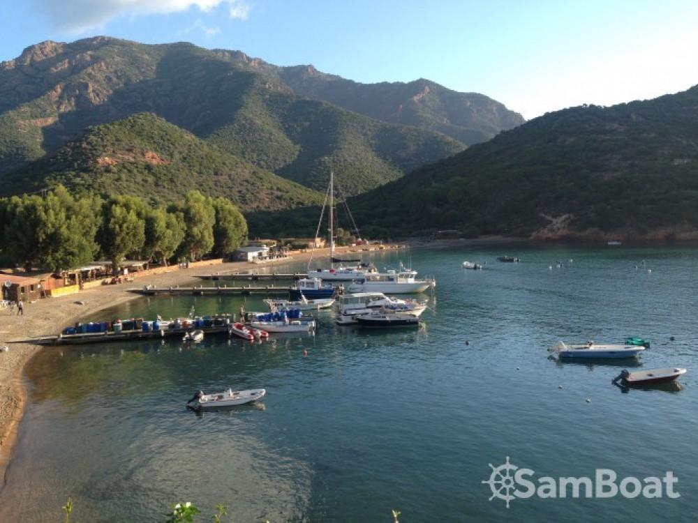 Location bateau Ajaccio pas cher Sun Odyssey 45