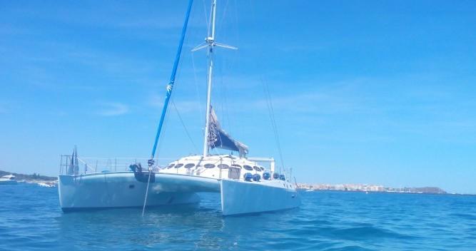 Location bateau Ajaccio pas cher GALAXY