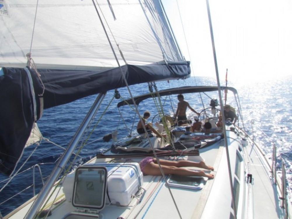 Location Voilier à Ajaccio - Jeanneau Sun Odyssey 45