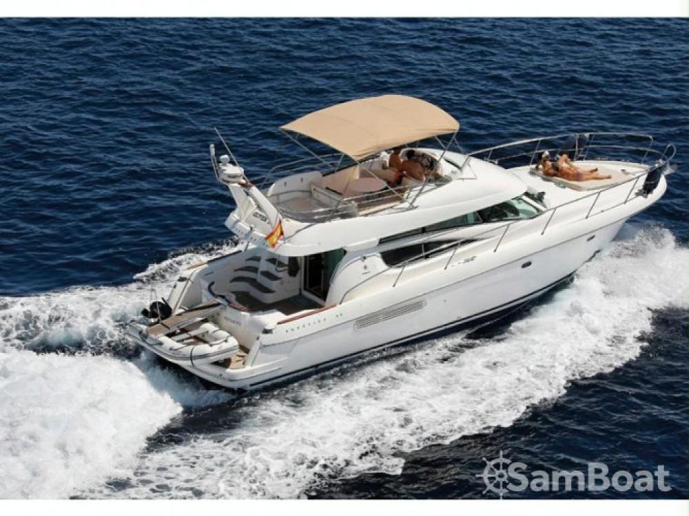 Location bateau Castellammare di Stabia pas cher Prestige 46