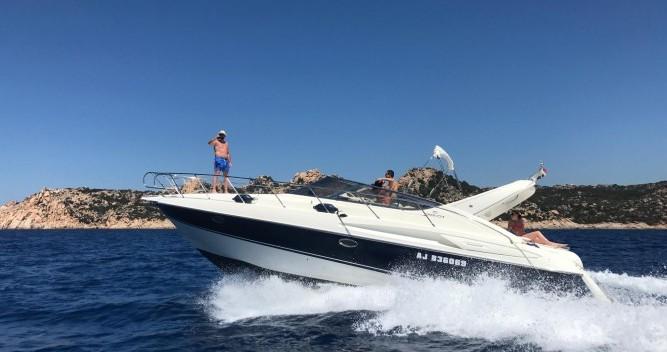 Location bateau Bonifacio pas cher Endurance 39