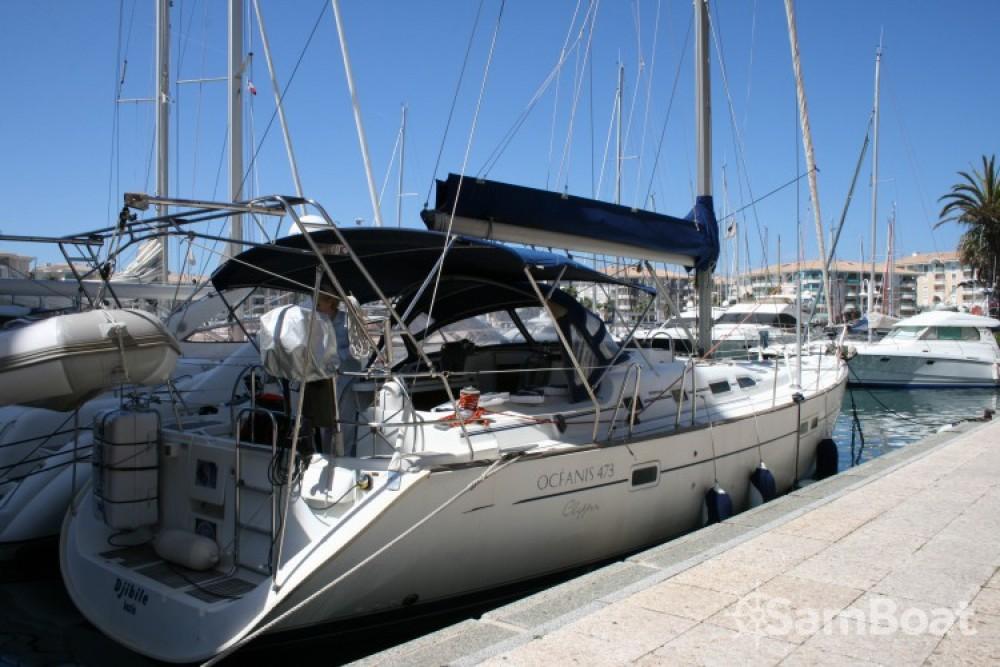 Noleggio barche Fréjus economico Oceanis 473