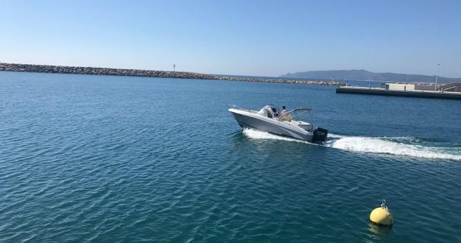 Location bateau Bénéteau Open à Torroella de Montgrí sur Samboat