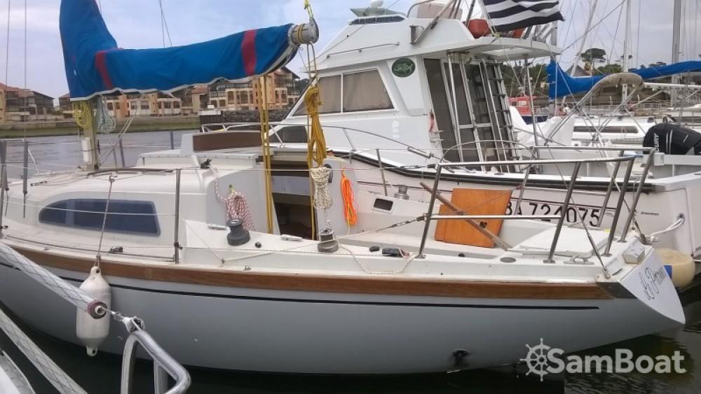 Louer Voilier avec ou sans skipper Dufour à Capbreton