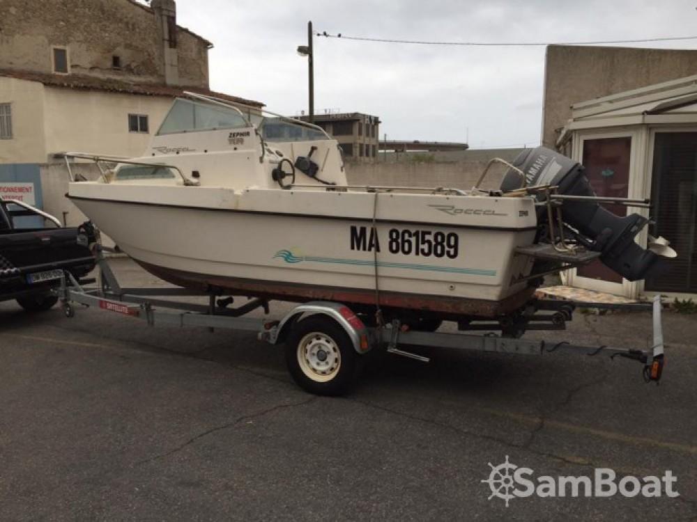 location bateau  u00e0 moteur rocca zephir 540 location  u00e0 marseille - rocca zephir 60cv