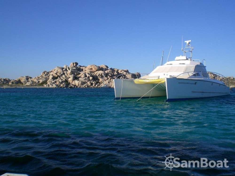 Location bateau Castheddu/Castelsardo pas cher Capriccio