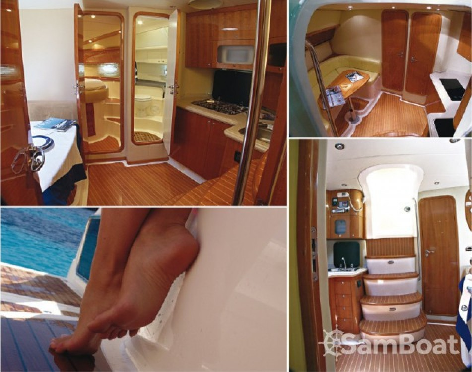 Location bateau Stama Stama 37 à Trapani sur Samboat