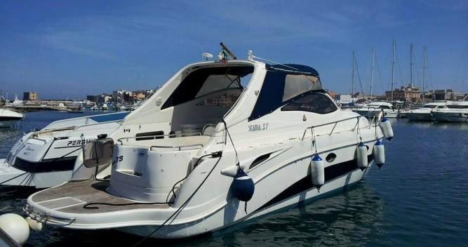 Louer Bateau à moteur avec ou sans skipper Stama à Trapani