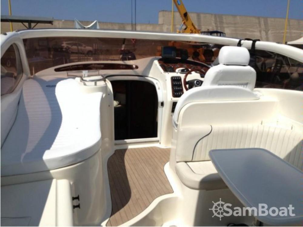 Location bateau Trapani pas cher Stama 37