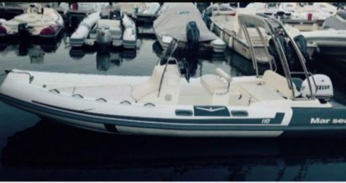 Location bateau Porto di Mergellina pas cher Marsea CM 110