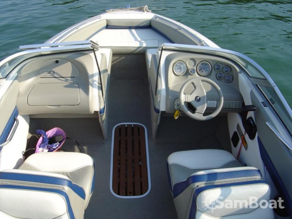 Location bateau Maxum Maxum 1800 SR à Manosque sur Samboat