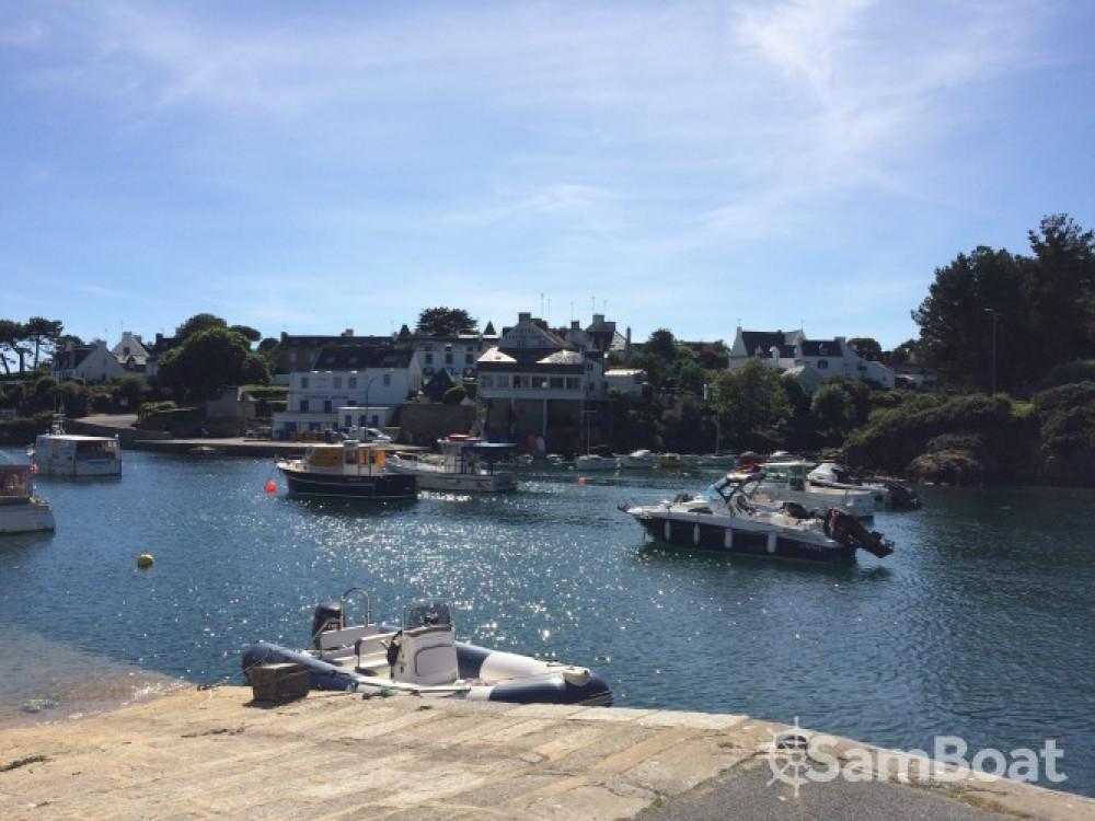 Boat rental Guidel cheap Sunrider 650