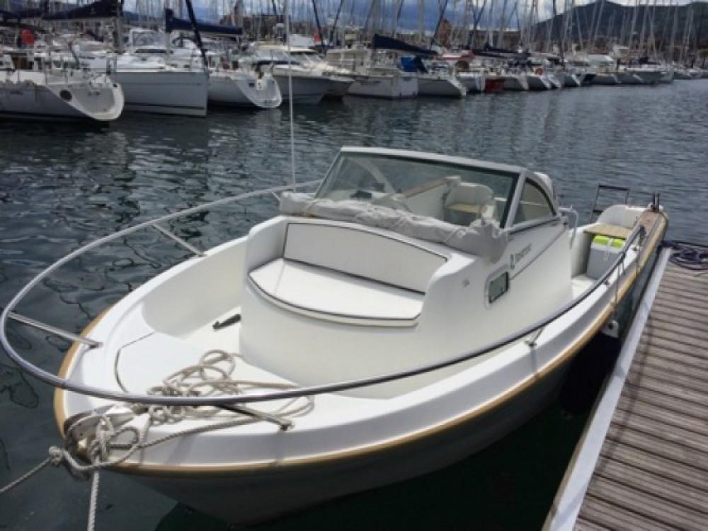 Alquiler de barcos Hendaya barato de Ombrine 550