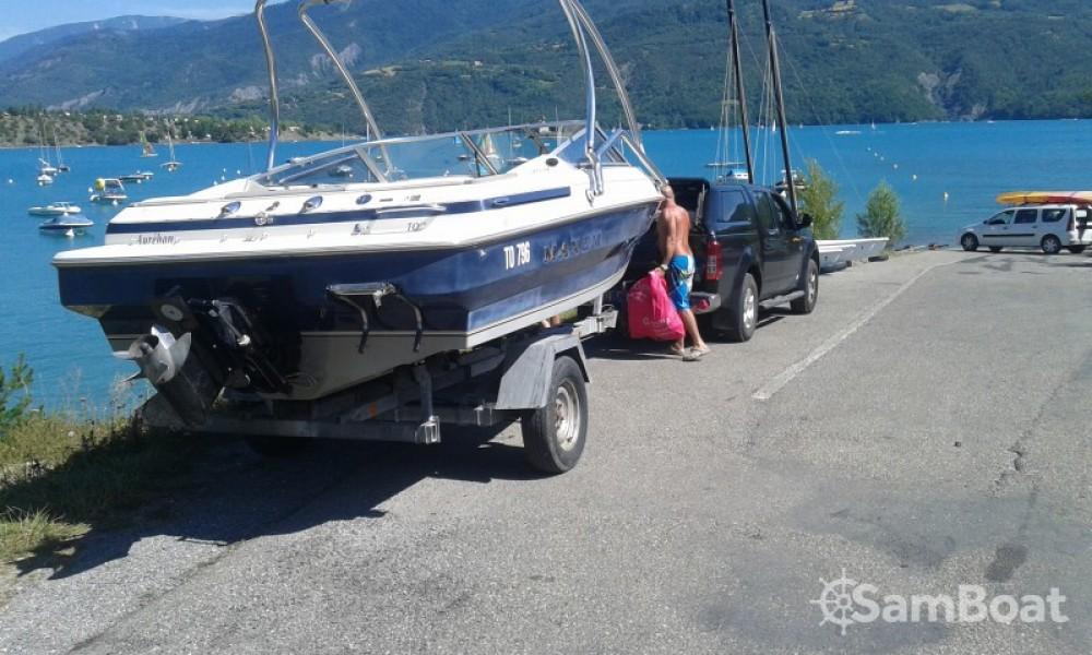 Location yacht à Manosque - Maxum Maxum 1800 SR sur SamBoat