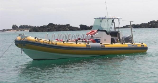 Location yacht à Granville - Bwa Bwa 750 sur SamBoat