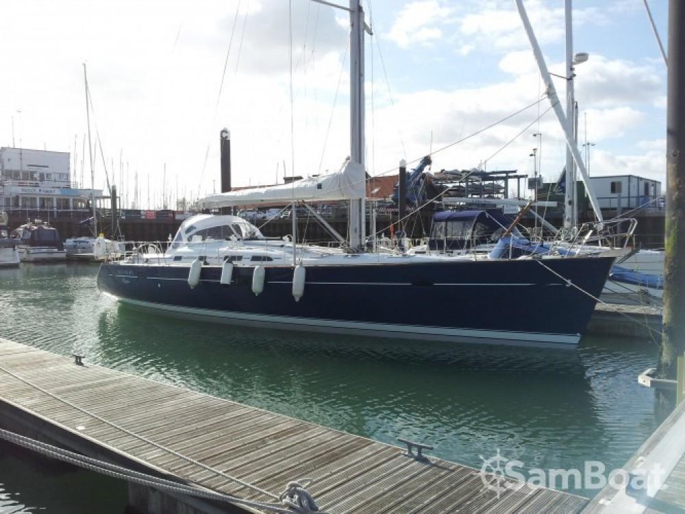 Location yacht à  - Bénéteau Oceanis 473 sur SamBoat