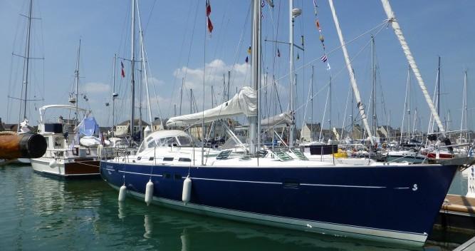 Louez un Bénéteau Oceanis 473 à Hamble-le-Rice