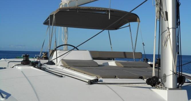 Lagoon Lagoon 450 entre particuliers et professionnel à Le Marin
