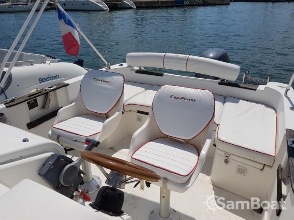 B2 Marine Cap Ferret 650 Open Swing entre particuliers et professionnel à Saint-Cyprien