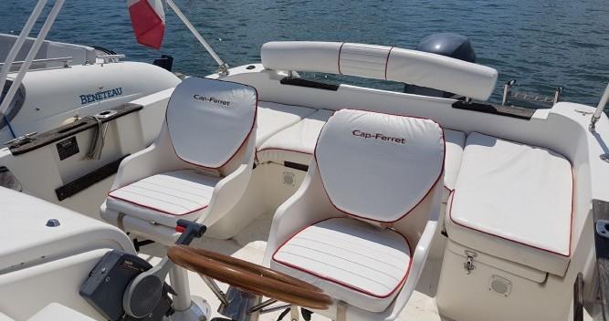 Louer Bateau à moteur avec ou sans skipper B2 Marine à Saint-Cyprien