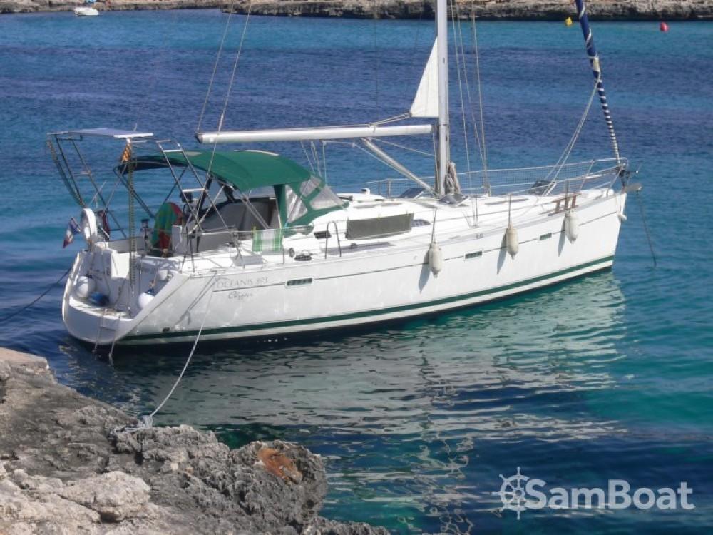 Louez un Bénéteau Oceanis 393 à Marseille