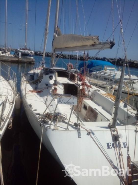 Jeanneau Selection 37 entre particuliers et professionnel à Marseille