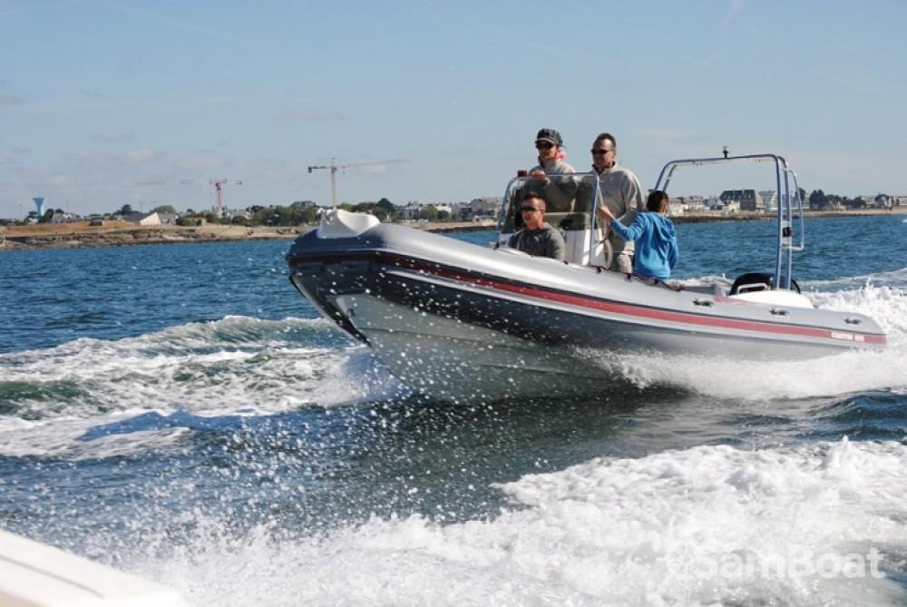 Noleggio yacht Lorient - Joker Boat Coaster 600 su SamBoat